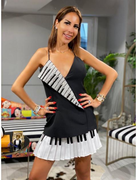 Piyanist Skirt