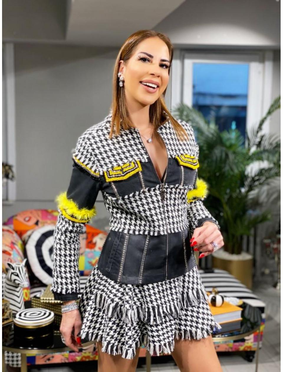 Karnika Skirt